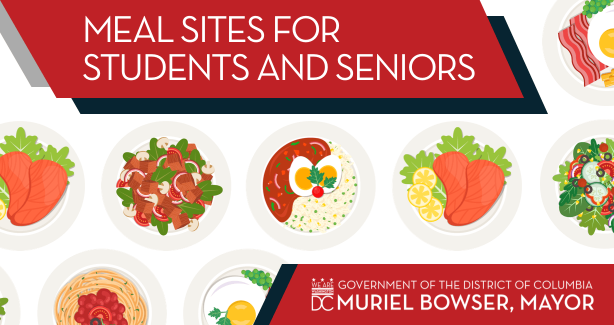 Meal Sites for Students and Seniors