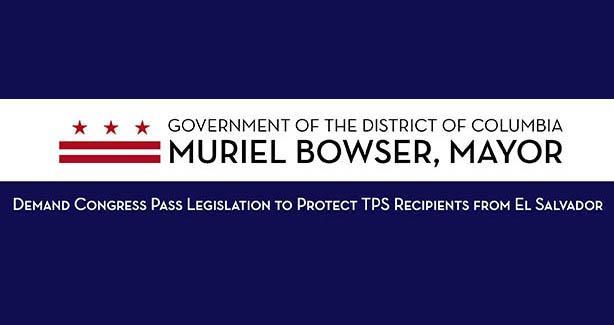 Demand Congress Pass Legislation to Protect TPS Recipients from El Salvador