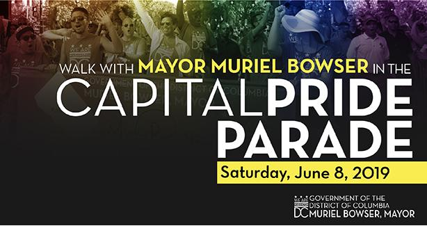 2019 Capital Pride Parade