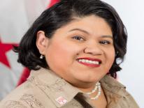 Jackie Reyes, MOLA Director